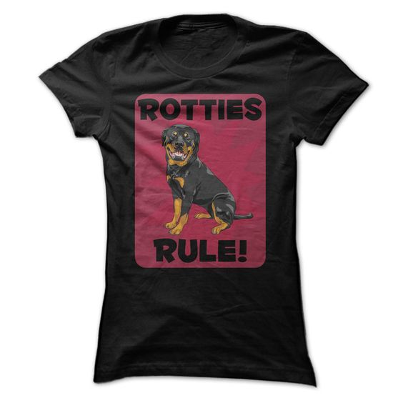 Rotties Rule! Especially for Rottweiler Dog Lovers!