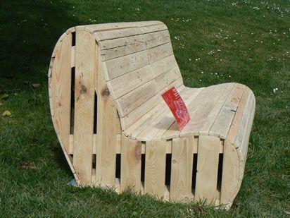 ▷Pallet design, l'ECODESIGN con pallets in legno»Arredamento x Arredare La CASA giusta