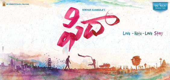Sai pallavi and Varun tej's FIDAA | Latest Telugu movie Fidaa | Varun tej | Sai…