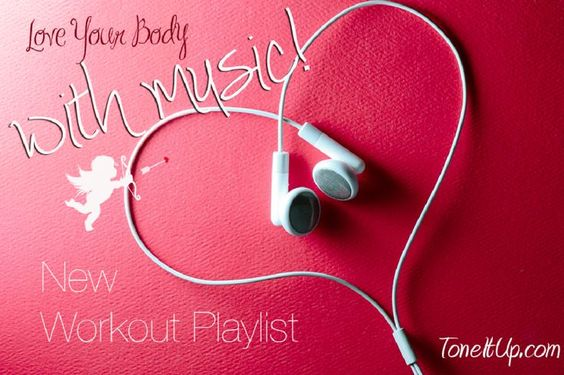 2014 Love Your Body Workout Playlist. It's time to get motivated by new music! We made our list with 54 songs to get you going no matter what your workout may be.