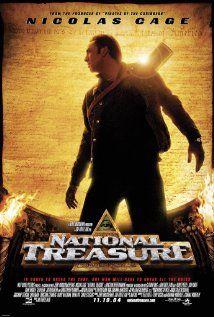 National Treasure (Nicolas Cage, Diane Kruger, Justin Bartha, Sean Bean) - 65%