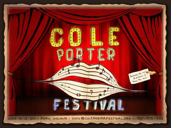 https://flic.kr/p/bPHrfx | Cole Porter - Poster Final