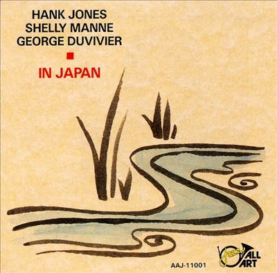 Hank Jones in Japan