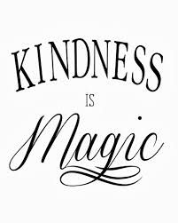 kindness is magic #belikederek