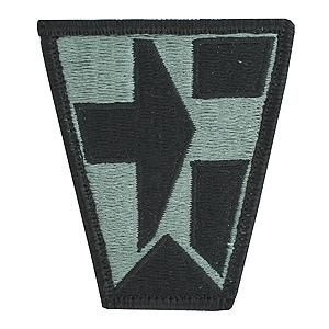 Army Medical Patches