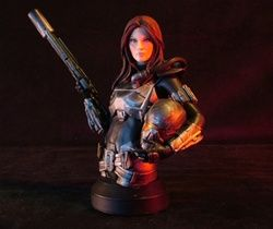 Shae Vizla Mini Bust Statue from Star Wars: The Old Republic $65.00