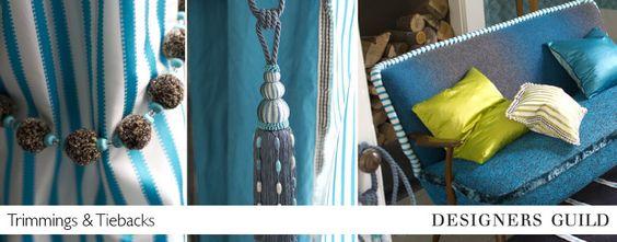 Designers Guild - Fabrics & Wallpaper
