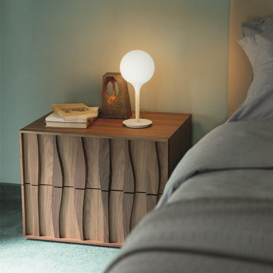 Modern Nightstand Ideas From The Master Bedroom Collection Mesas