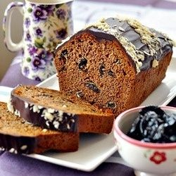 Gingerbread with prunes yummm healthy