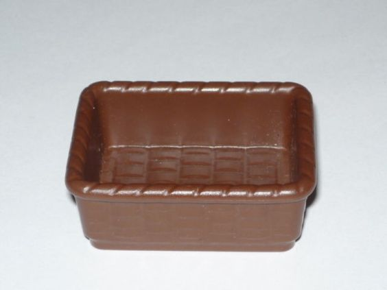 Playmobil Brown Woven Basket  #PLAYMOBIL