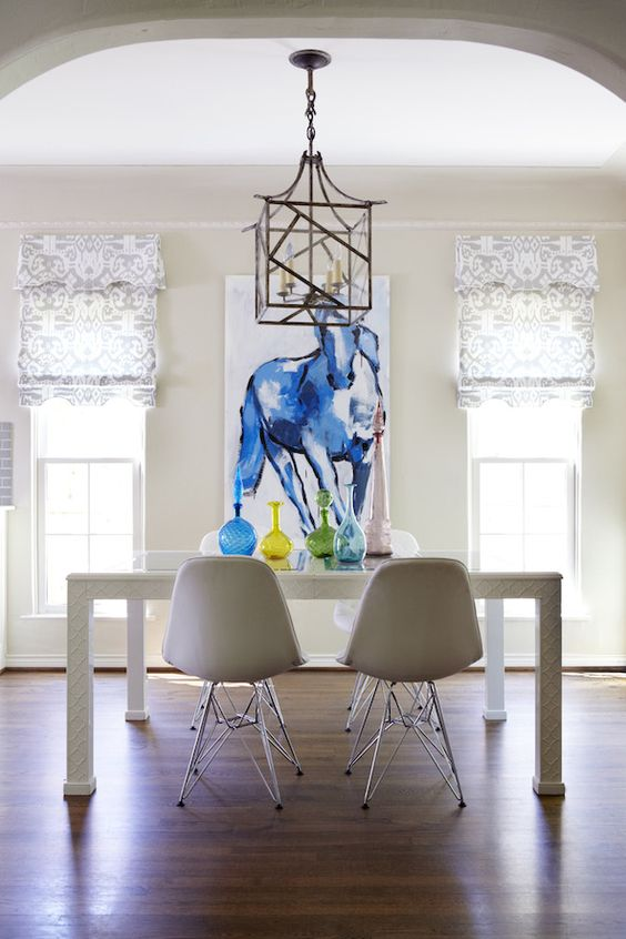 dining room lighting_blue print store dallas_2