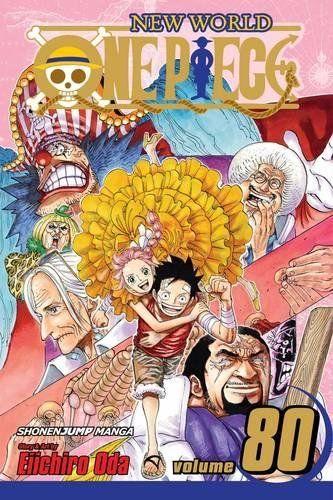 Download Pdf One Piece Vol 80 Free Epub Mobi Ebooks One Piece Manga One Piece Comic Manga Covers