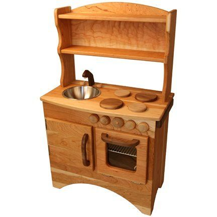 Camden Rose A Simple Hearth (Childs Cherry Wood Play Kitchen with Hutch) by Camden Rose, http://www.amazon.com/dp/B000W0DIGG/ref=cm_sw_r_pi_dp_DV.brb1F67TH9