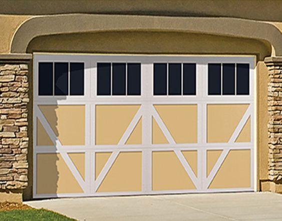 Carriage House Style Garage Door Model 304 Overhead Door San Diego Garage Doors House Styles Window Design