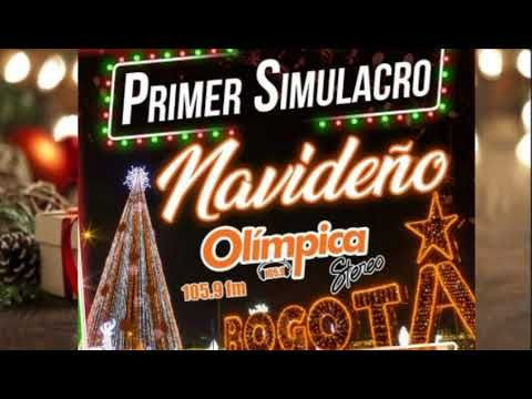 Simulacro Navideño Olimpica Estereo 105 9 Fm Youtube Broadway Shows The Creator Neon Signs