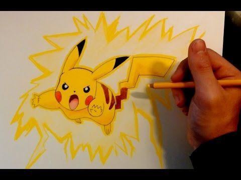 Como Dibujar A Pikachu Paso A Paso Artemaster Directo Youtube Como Dibujar A Pikachu Como Dibujar Dibujos De Colores