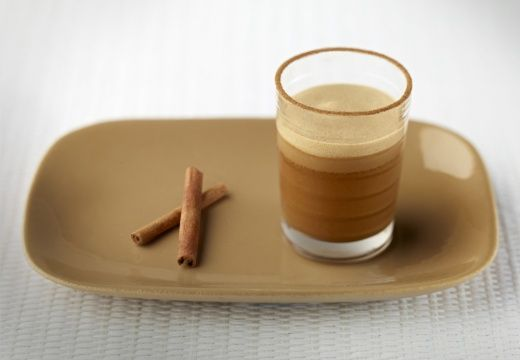 Sweet Iced Mocha with Cinnamon - Nespresso Ultimate coffee creations