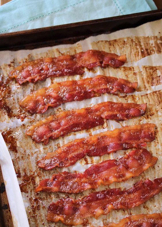 Foolproof Crispy Oven Bacon – Just Jessie B