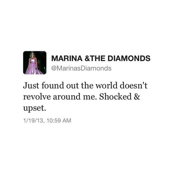 4e86d7eb7fa marina and the diamonds tweet ❤ liked on Polyvore featuring accessories