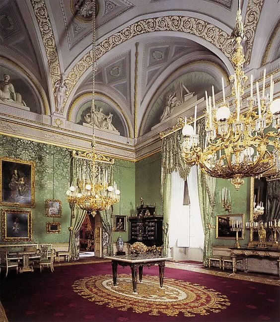 Monumental Apartments in Pitti Palace, Florence, Tuscany, Italy