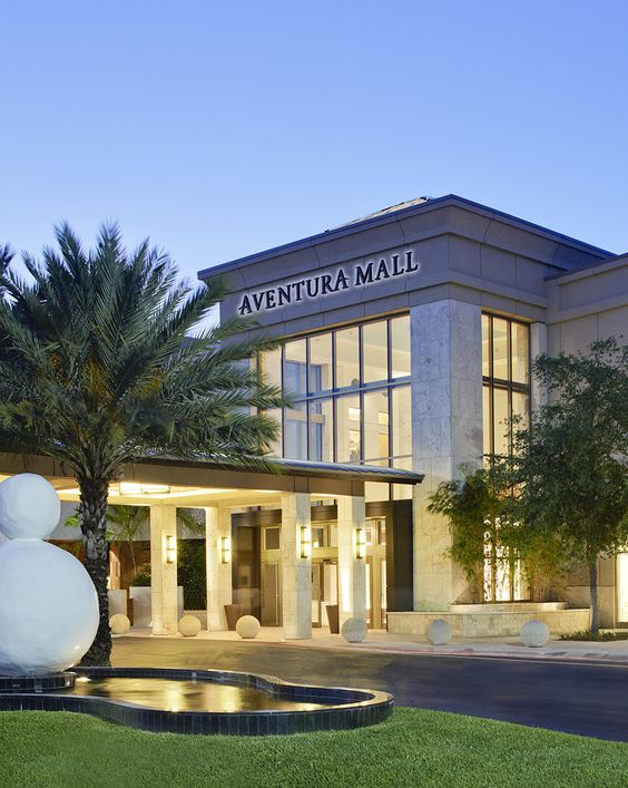Find the latest styles and the timeless classics at South Florida's best shopping destination, the Aventura Mall, just steps from Turnberry Isle Miami! #aventura #mall #shopping #style