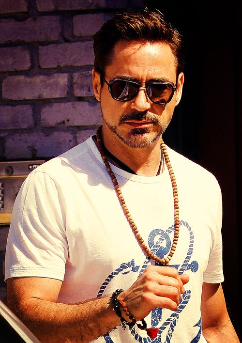 Robert Downey Jr. I've had a crush on him since the movie Less Than Zero