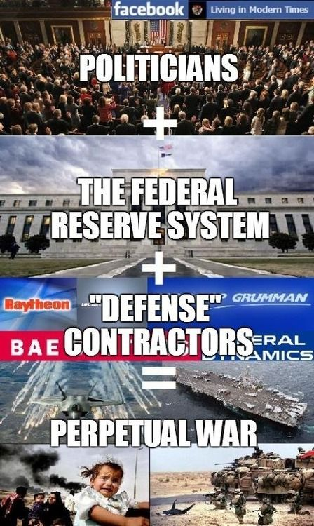 Federal Reserve Evil   value. Why? Get rid of the Federal Reserve, and with it the federal ...