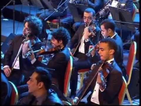 دار الاوبرا المصرية حلوة يا بلدى توزيع جديد توزيع موسيقى عماد الشارونى Music Talk Show Concert