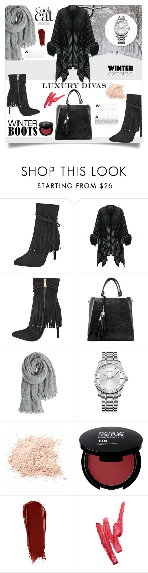 """Luxury Divas"" by smasy ❤ liked on Polyvore featuring Calypso St. Barth, Calvin Klein, NARS Cosmetics, Ilia and LUXURYDIVAS"