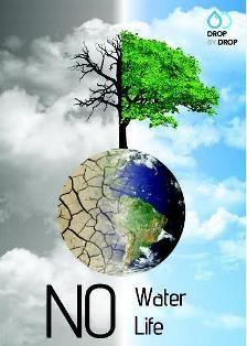 Social Awareness: SAVE WATER SAVE LIFE