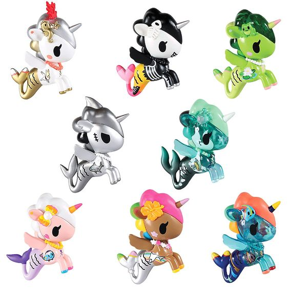 Mermicorno Series 2 Mystery Pack Tokidoki Party City Kids Party Supplies Kids Birthday Party Supplies Halloween Costumes For Kids