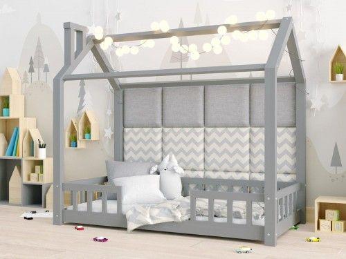 Kinderbett Hausbett Einzelbett Rosi In 2020 Kinderbett Haus Kinder Bett Kinderbett