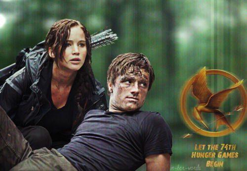 The Hunger Games: Katniss & Peeta