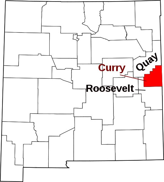 Curry County, New Mexico