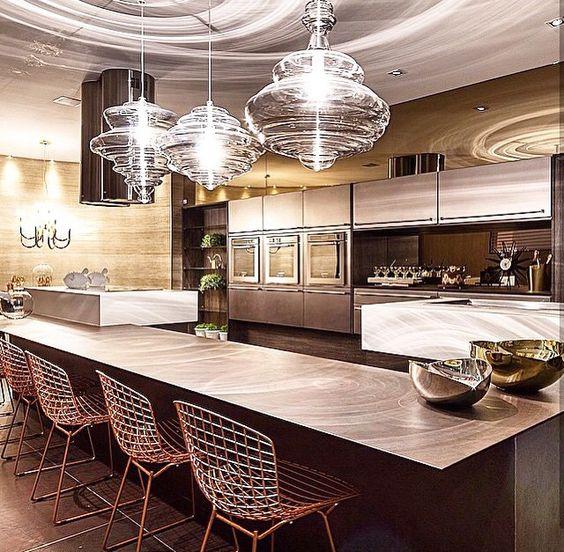 Casa Cor - Sao Paulo Contemporary kitchen by Brunette Fracarolli