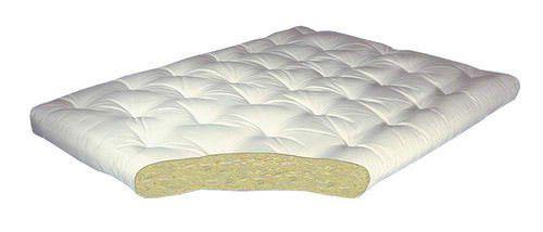All Cotton 4 Inch Futon Mattress By