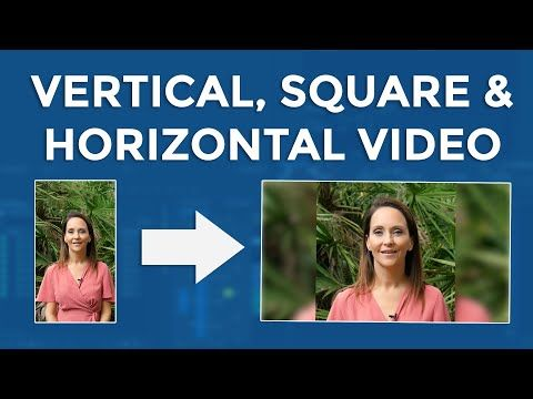 How To Convert Vertical Portrait To Horizontal Landscape Videos In Adobe Premiere Pro In 2020 Youtube Adobe Premiere Pro Horizontal Vertical