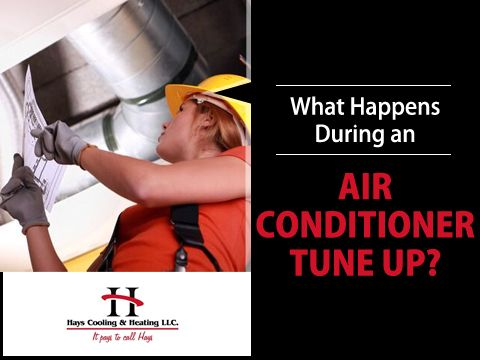 What Happens During An Air Conditioner Tune Up Hvac Unit