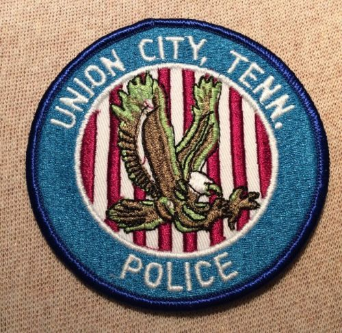 Union City Tennessee Police Patch With Images Police Patches Patches Police