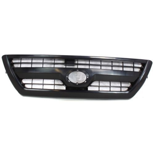 2006-2009 Toyota 4runner Grille, Textured Black