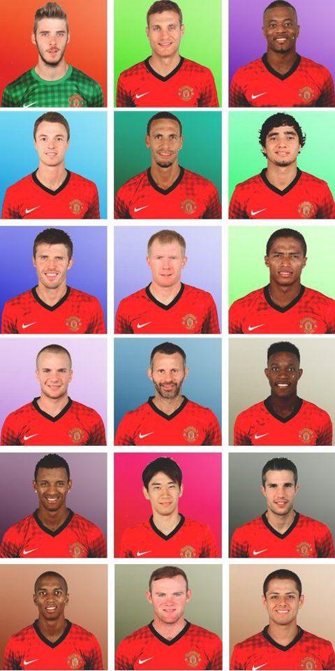 manchester united b squad