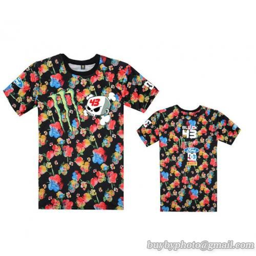 Monster Energy  Short T-Shirts df5447|only US$27.00 - follow me to pick up couopons.