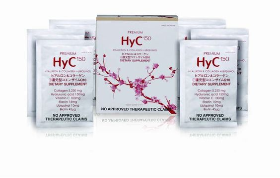 Premium HyC150 | Anti-Ageing Drink for Women
