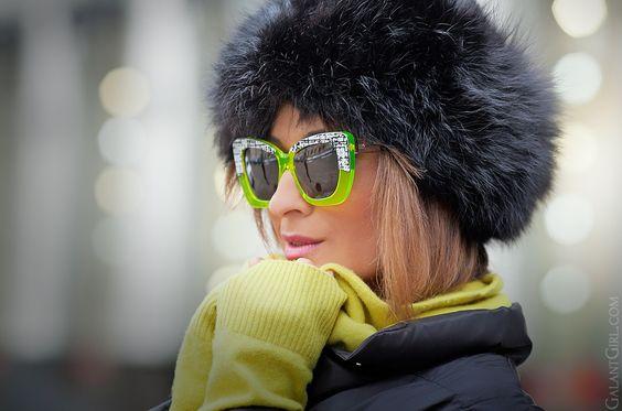 MidCentury cutler and gross sunglasses, cutler and gross sunglasses, galant girl,