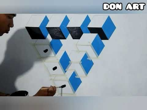 Pin On 3d Wall Art Draw Painting