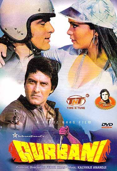 Watch Qurbani (1980) Hindi Movie DVDRip x264 Online Free ...
