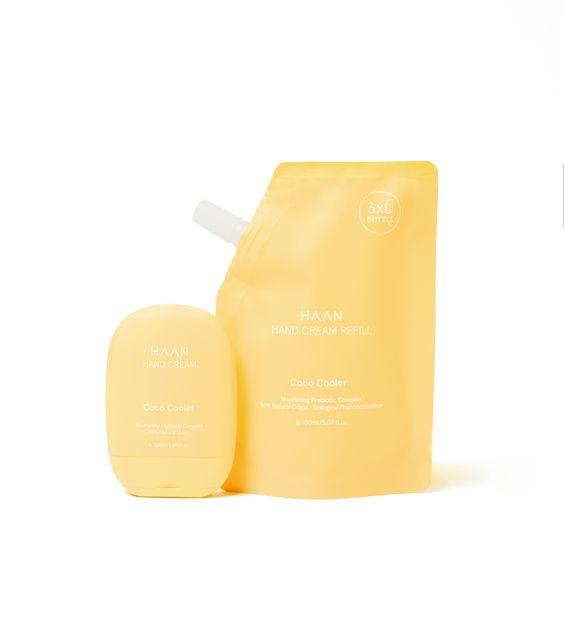 Cream Pops de HAAN de color amarillo