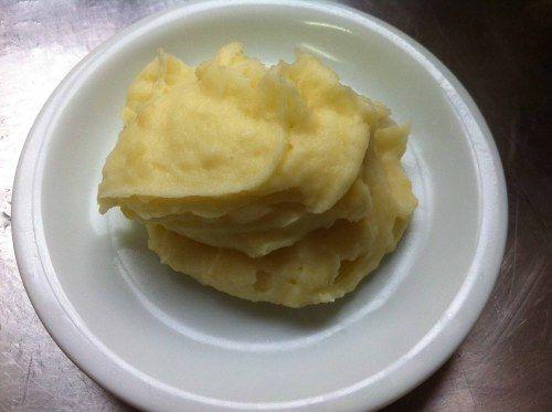 Kartoffelpüree - purê de batatas cremoso #yum #recipe