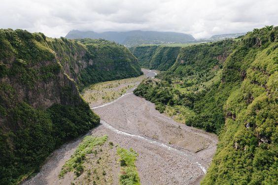 La Réunion im indischen Ozean / Sophie Saller