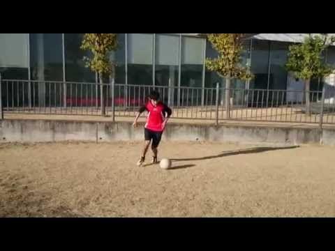 サッカー足技 NEWサッカーテクニック集part1 - YouTube